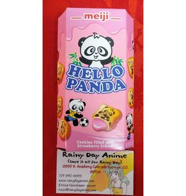 Hello Panda, Strawberry