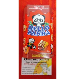 Hello Panda, Chocolate