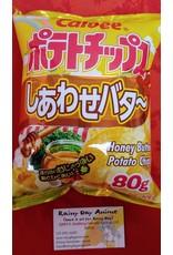 Calbee Honey Butter Chips