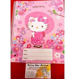 Hello Kitty Kimono Notepad