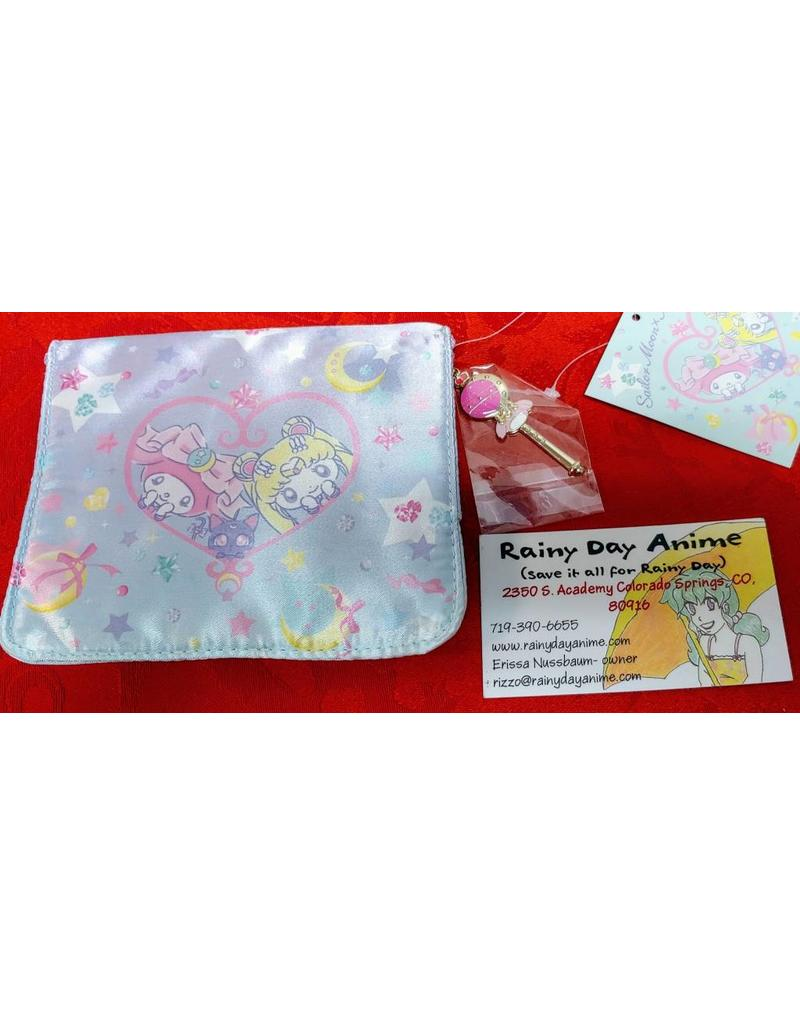 My Melody x Sailor Moon Tissue Case w/ Keychain