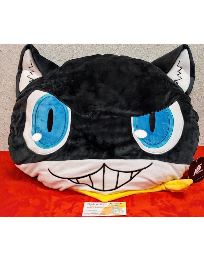 Persona 5 Morgana Head Cushion