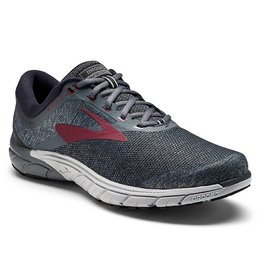Brooks Brooks Purecadence 7, Black/Red 10.0 D