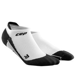 CEP Compression CEP W Compression Socks No Show White/Black 3