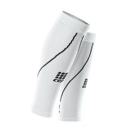 CEP Compression CEP W Progressive+ Calf Sleeves 2.0 White