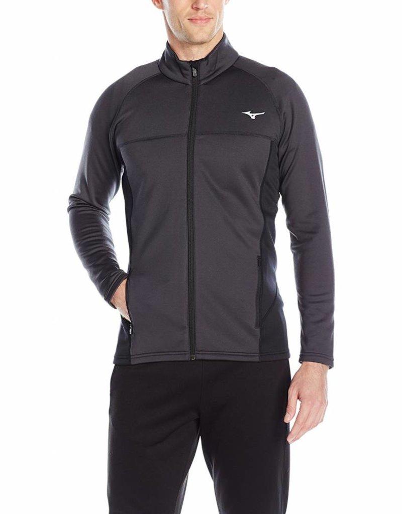 Mizuno Mizuno M BT Fleece Jacket Black XL