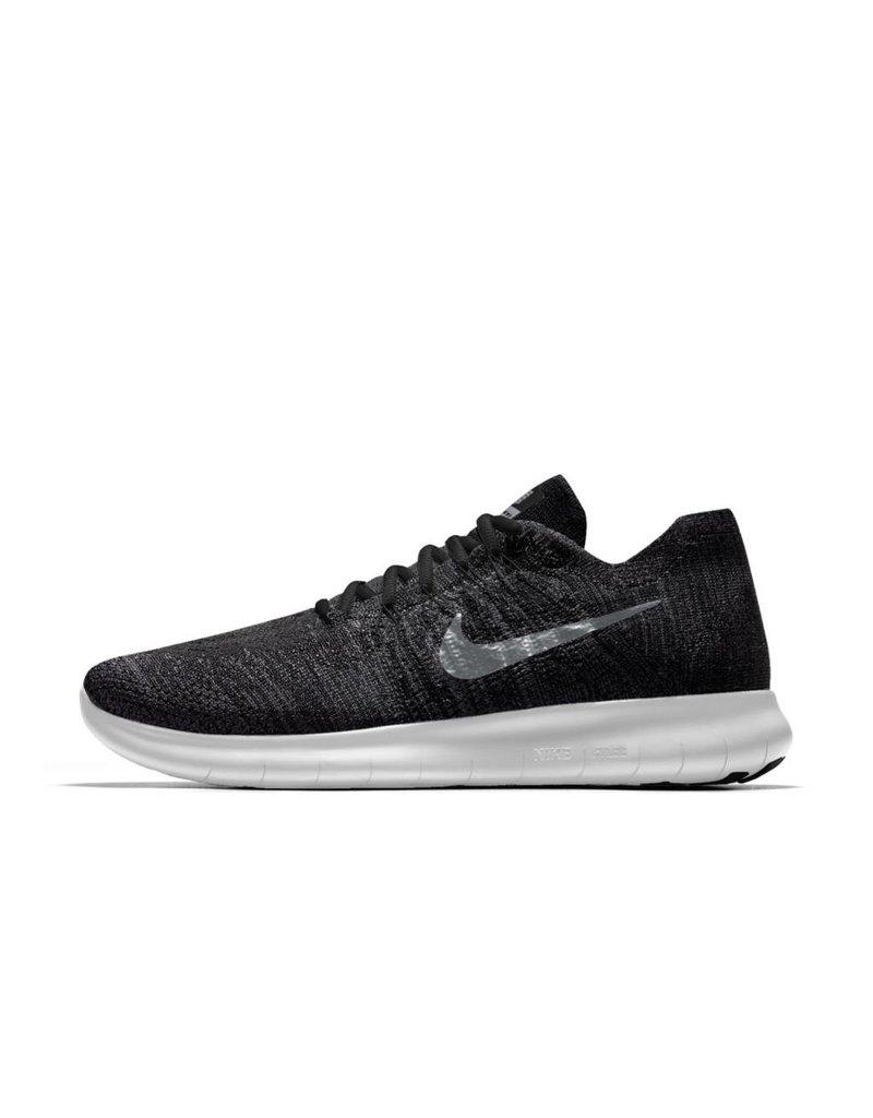 Nike Nike M Free RN Flyknit 2017 White/Black/Grey