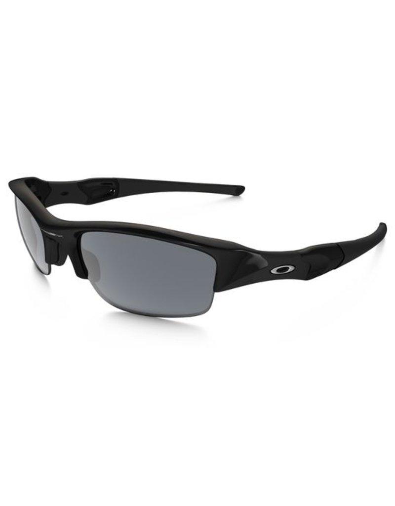 Oakley Oakley Flak Jacket Jet Black/Black IRID