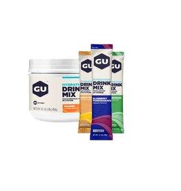 GU Energy Labs GU Hydration Drink Mix E Brew Electrolyte - Stick Pack Single Serve