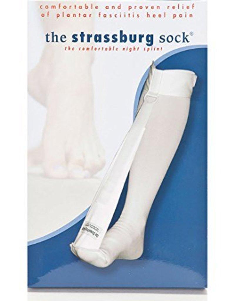 Strassburg The Strassburg Sock White