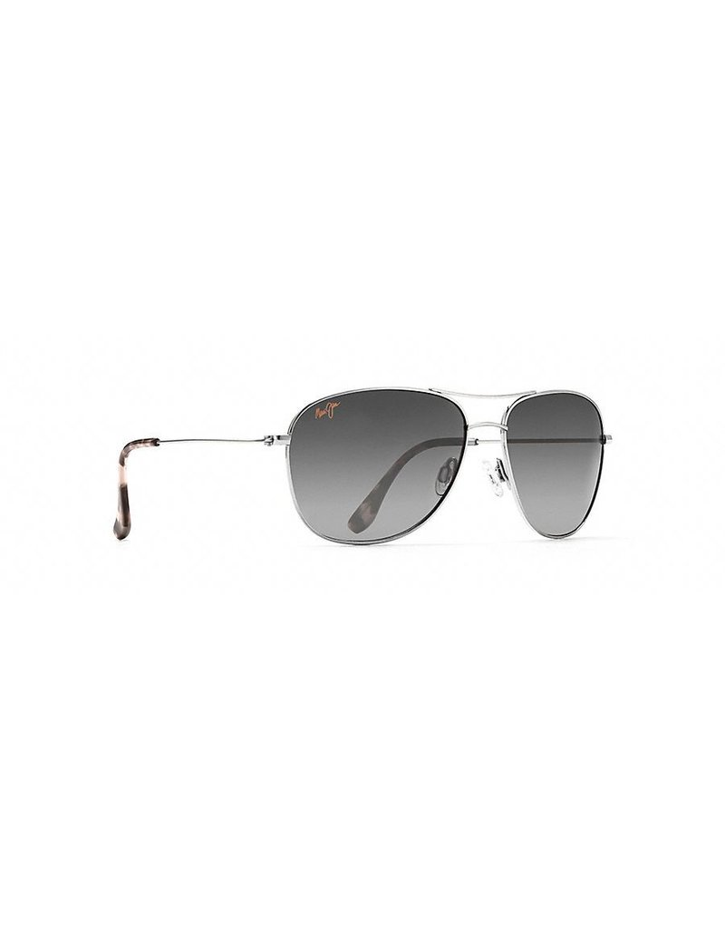 Maui Jim Maui Jim Cliff House Silver/Grey
