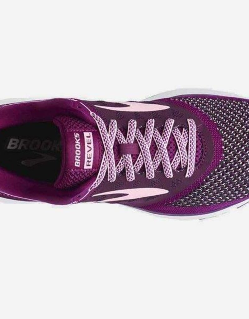 Brooks Brooks W Revel