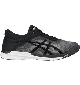 Asics Asics W Fuzex Rush Grey/Black/White