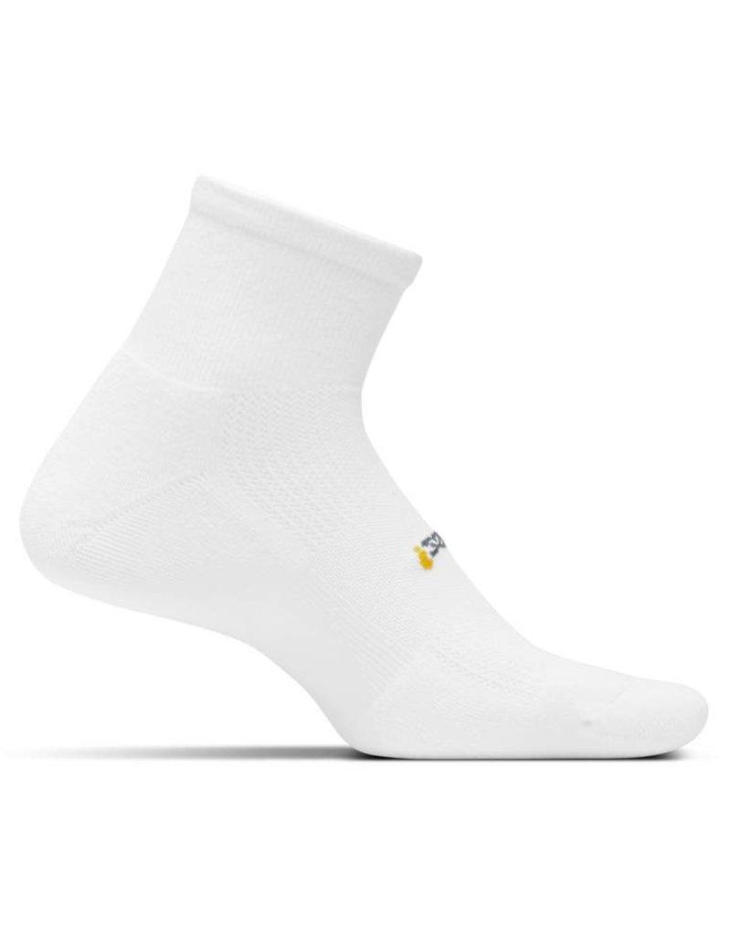 Feetures Feetures HP Light Cushion Quarter White