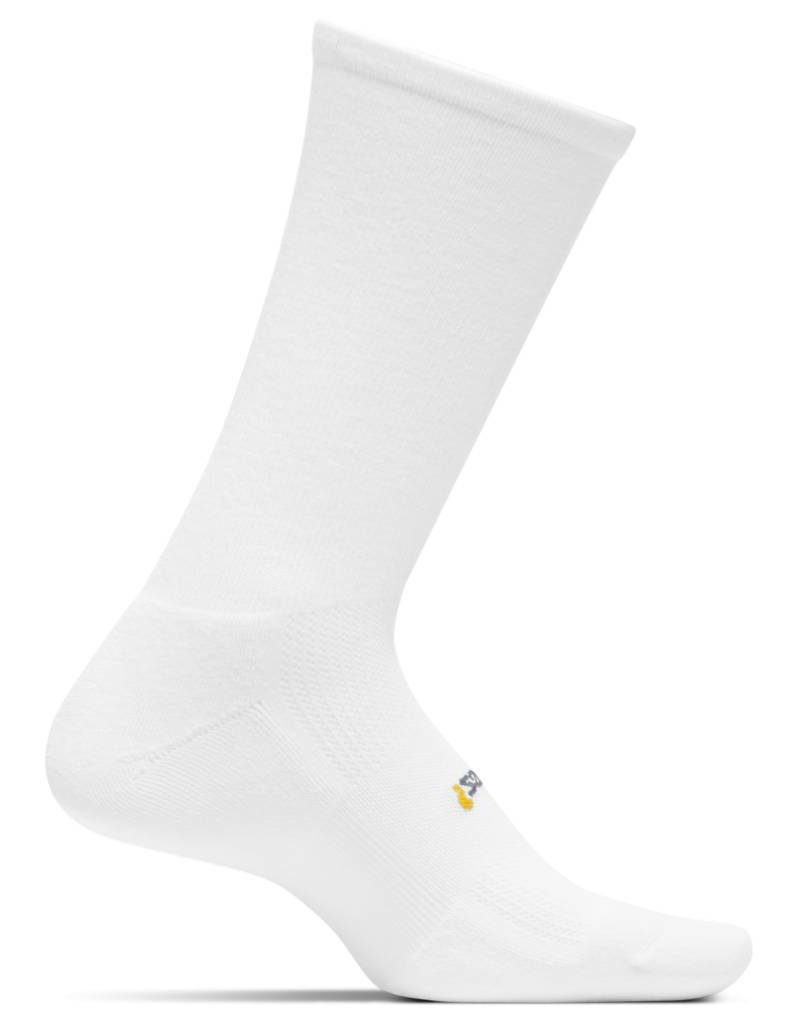 Feetures Feetures HP Light Cushion Crew White