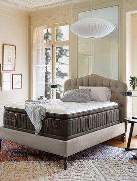 Baywood Luxury Cushion Firm Euro Pillow Top