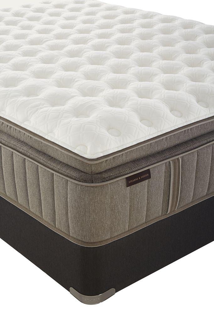 S&F Oak Terrace Luxury Plush Euro Pillow Top