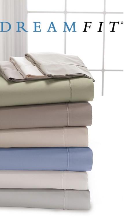 Bamboo/Cotton Pillow Case Pair