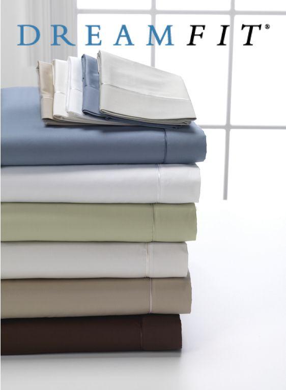 World-Class Cotton Pillow Case Pair