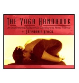 Yoga Handbook by Stephanie Keach (200 TT)