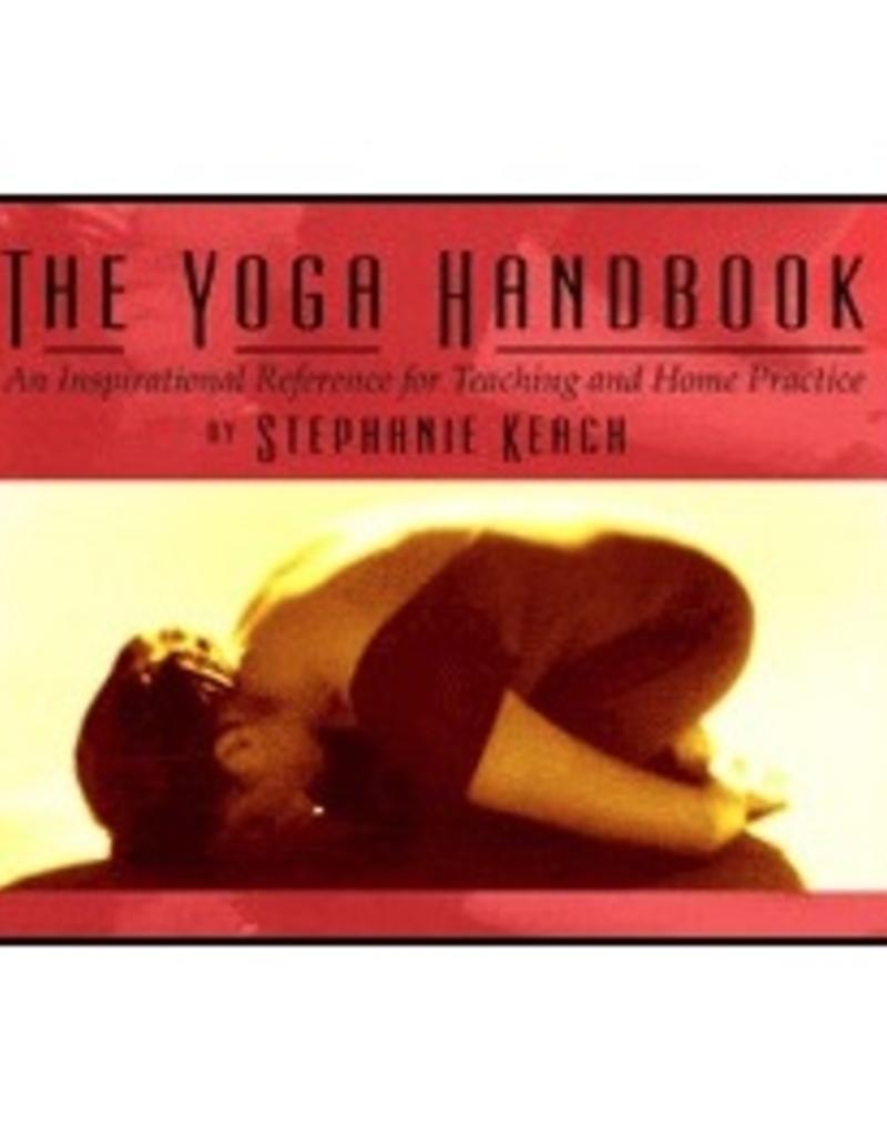 Yoga Handbook by Stephanie Keach (200 TT)