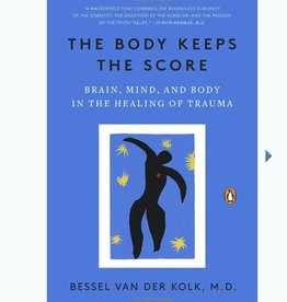 Integral Yoga Distribution Body Keeps the Score: Kolk