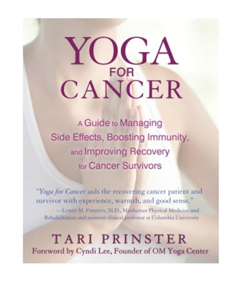 Yoga for Cancer: Prinster