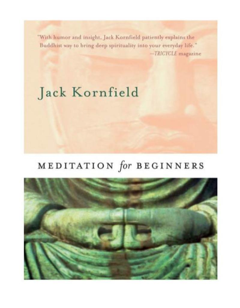Meditation For Beginners: Kornfield