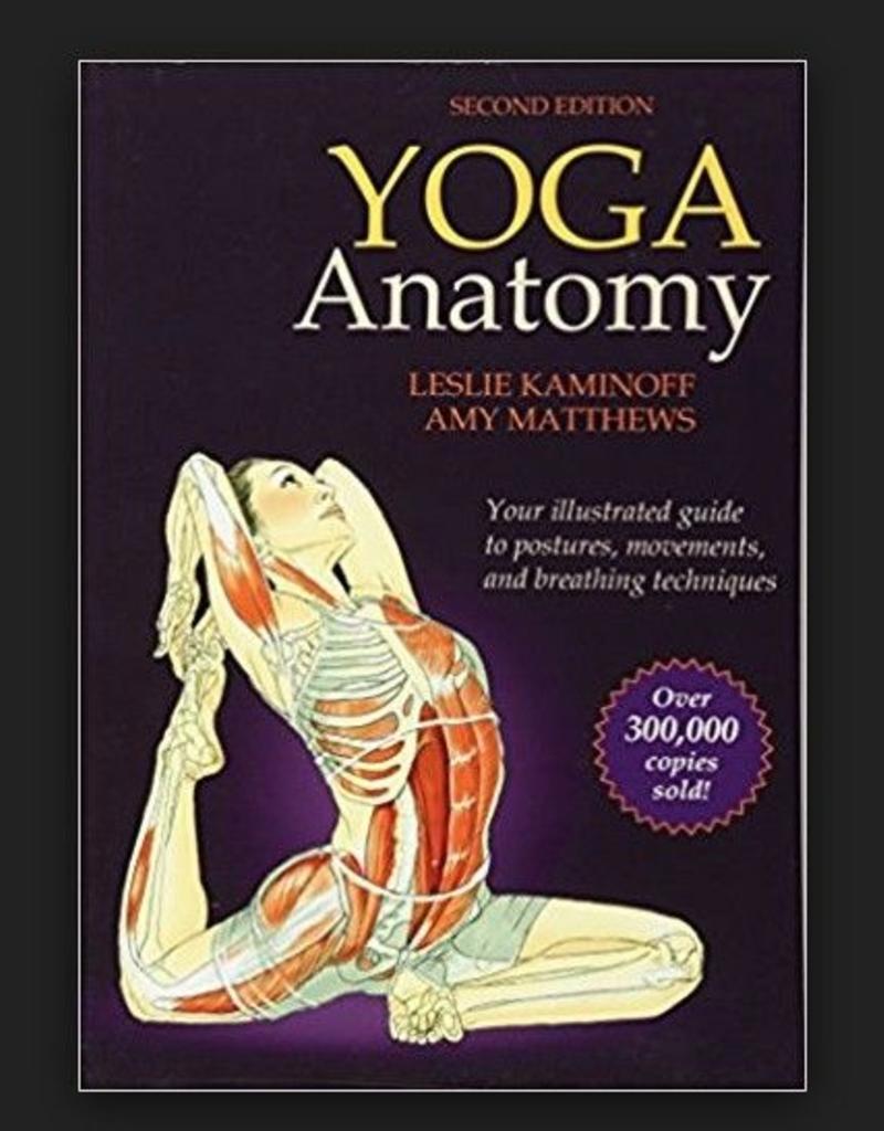 Yoga Anatomy 2nd Ed: Kaminoff (200 TT)