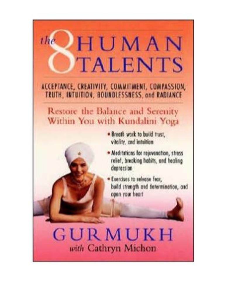 New Leaf 8 Human Talents: Gurmukh