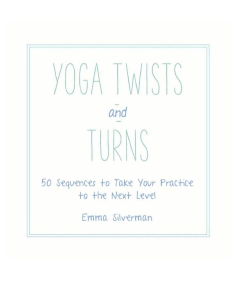 Yoga Twists & Turns: Silverman