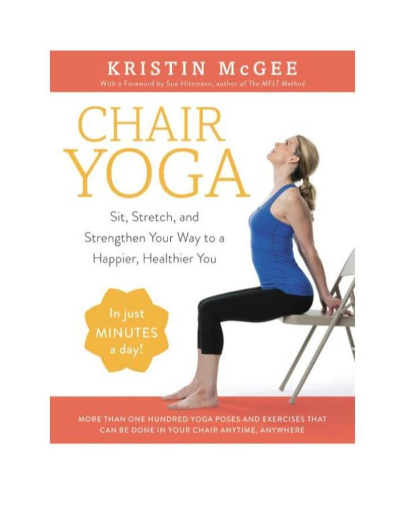 Chair Yoga: McGee