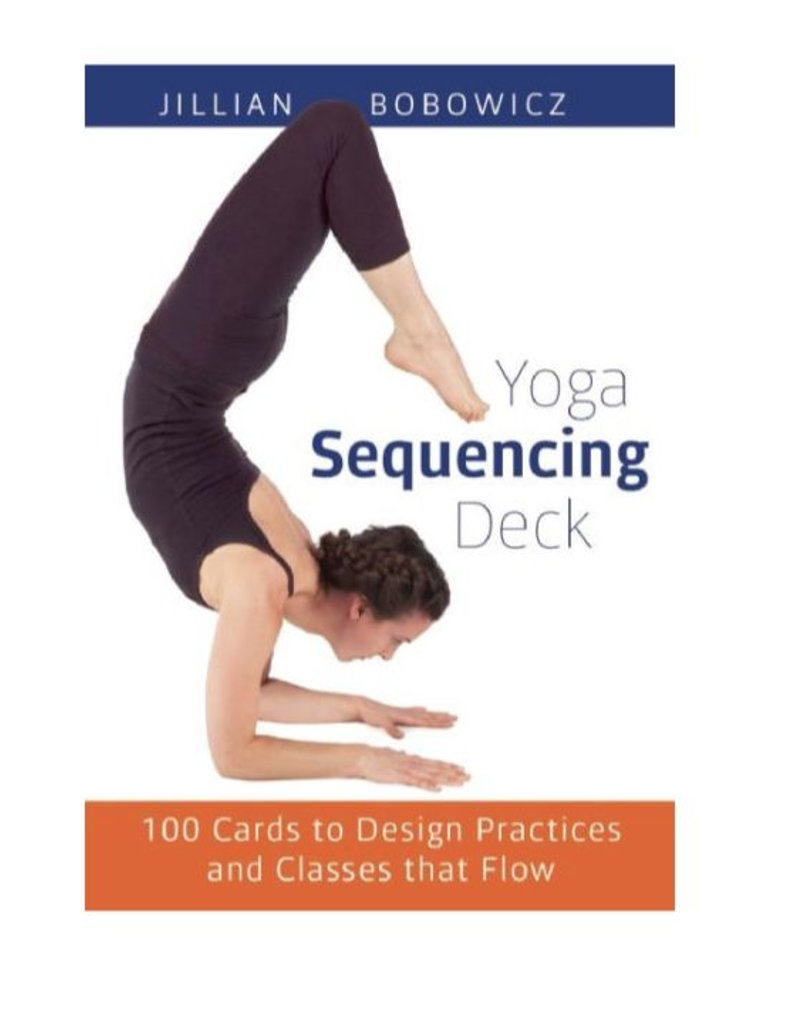 Deck: Yoga Sequencing (Bobowicz)