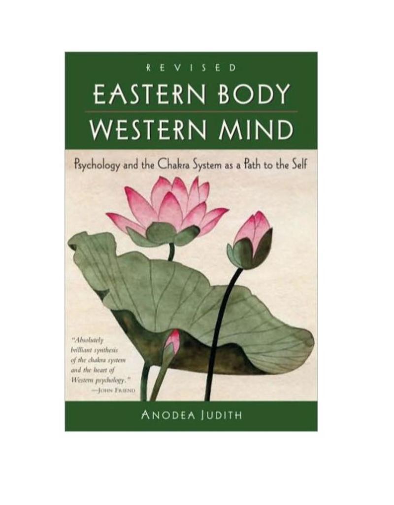 Eastern Body, Western Mind: Judith