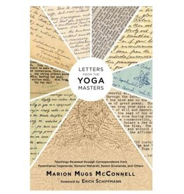 Letters From The Yoga Masters: McConnell