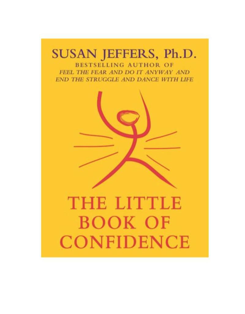 Little Book of Confidence: Jeffers