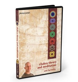DVD Chakra Theory and Meditation Paul Grilley