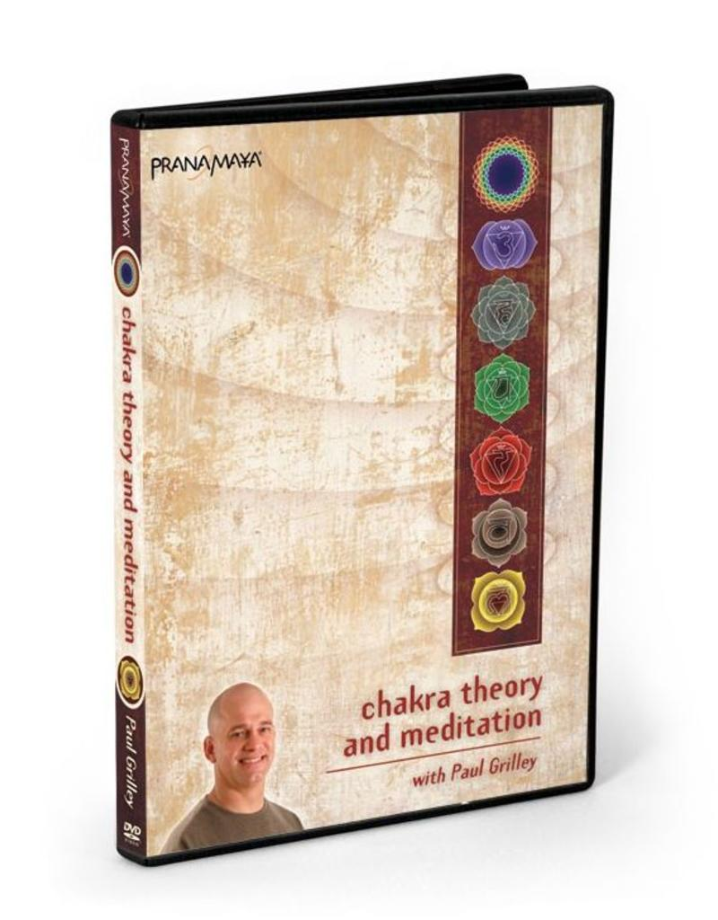 DVD Chakra Theory and Meditation Paul Grilley - Asheville Yoga Center