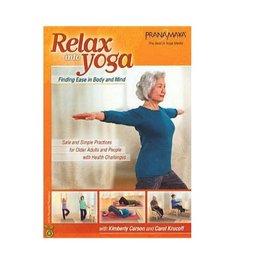 DVD Relax Into Yoga for Seniors