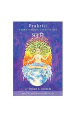 Integral Yoga Distribution Prakriti, Your Ayurvedic Constitution: Svoboda