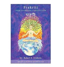 Integral Yoga Distribution Prakriti, Your Ayurvedic Constitution: Svoboda