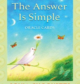 Integral Yoga Distribution The Answer is Simple Oracle Cards