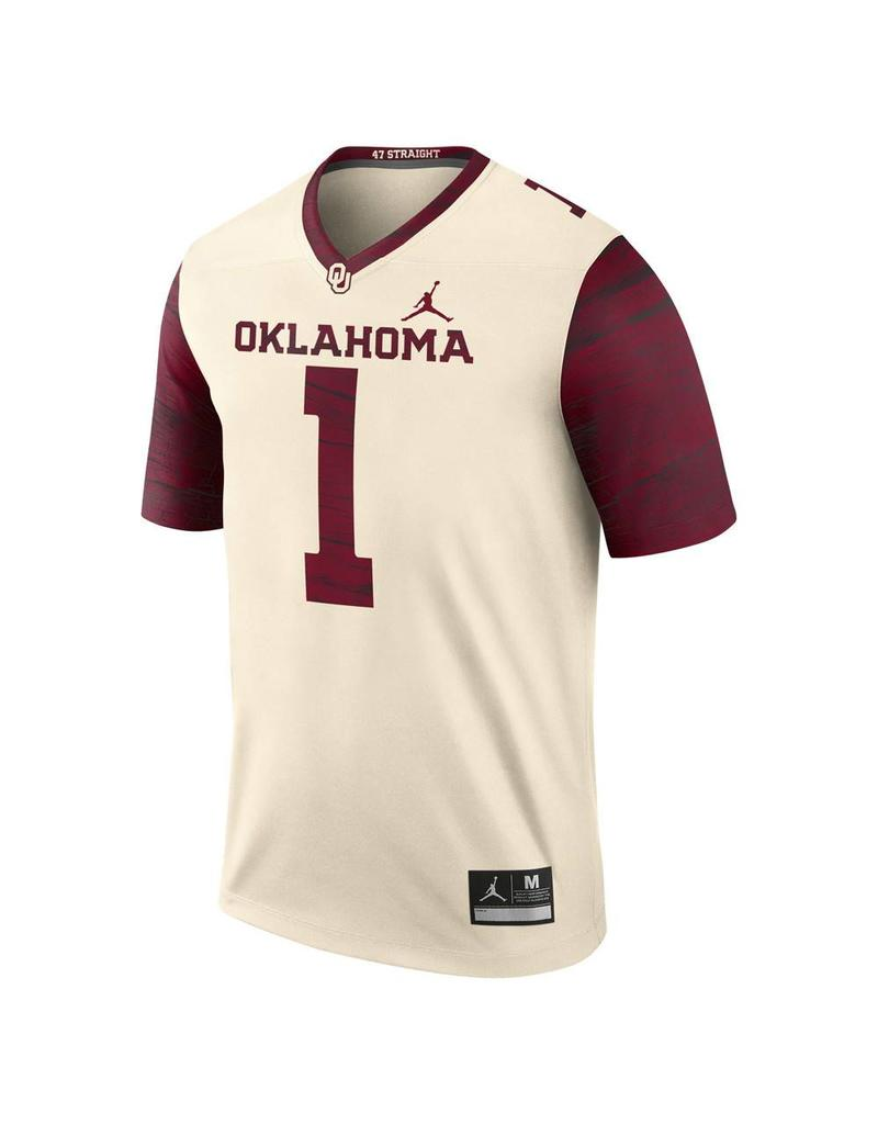 Jordan Men's Jordan Oklahoma Rough Rider Legend Jersey