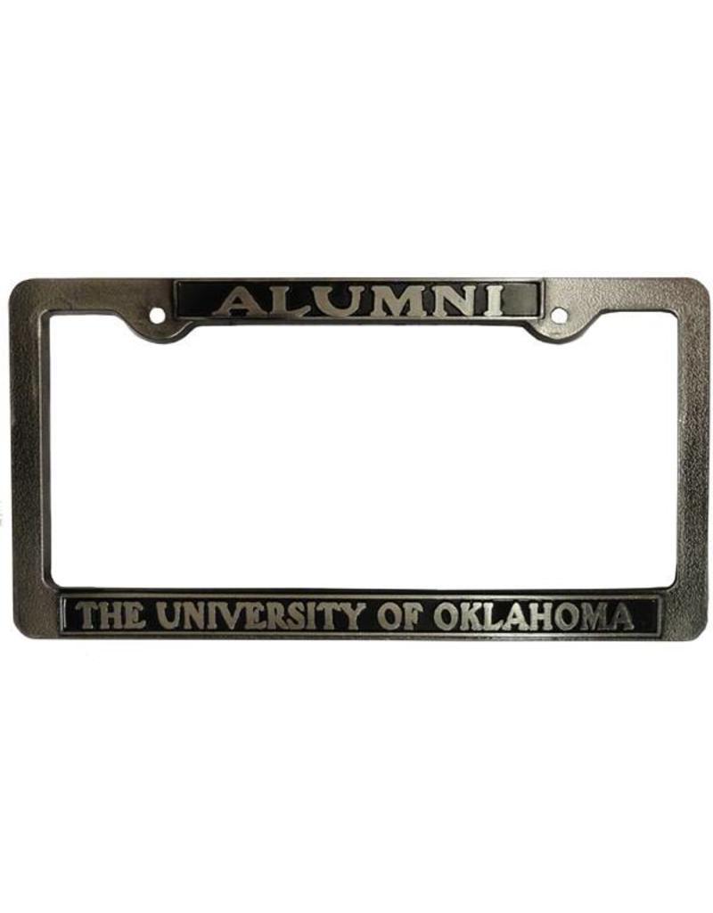 Strand Alumni Pewter License Plate Frame
