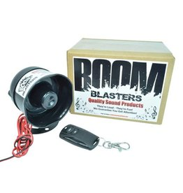 Boom Blaster Boomer Sooner Fight Song Car Horn-Wireless