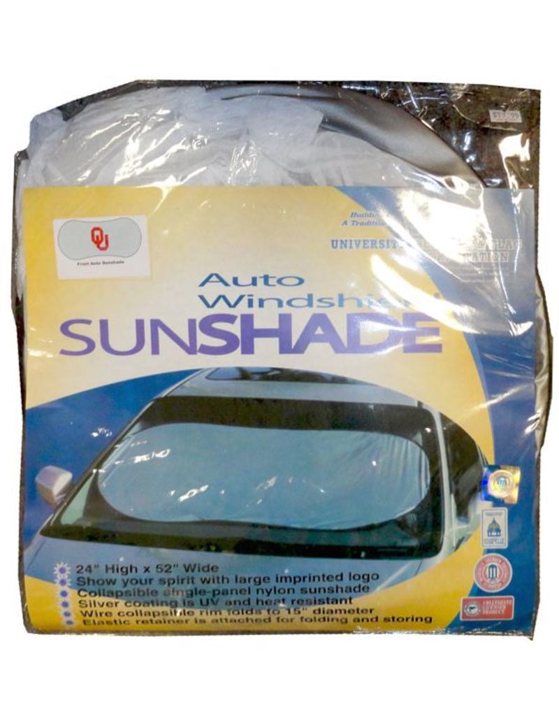OU Auto Windshield Sunshade - Balfour of Norman