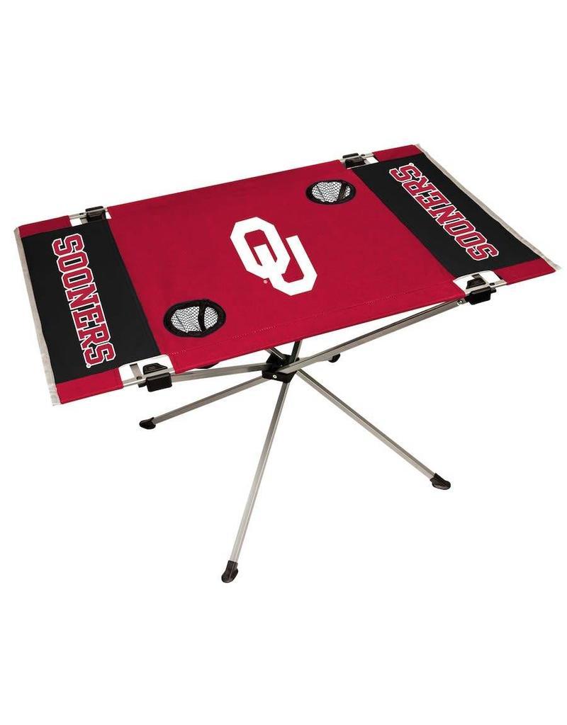 Rawlings Endzone Oklahoma Tailgate Table