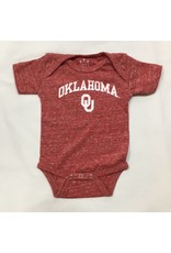 Little King Infant Knobby Onesie Oklahoma