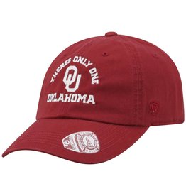 05098d20b93 Top of the World TOW 2018 There s Only One Oklahoma Hat