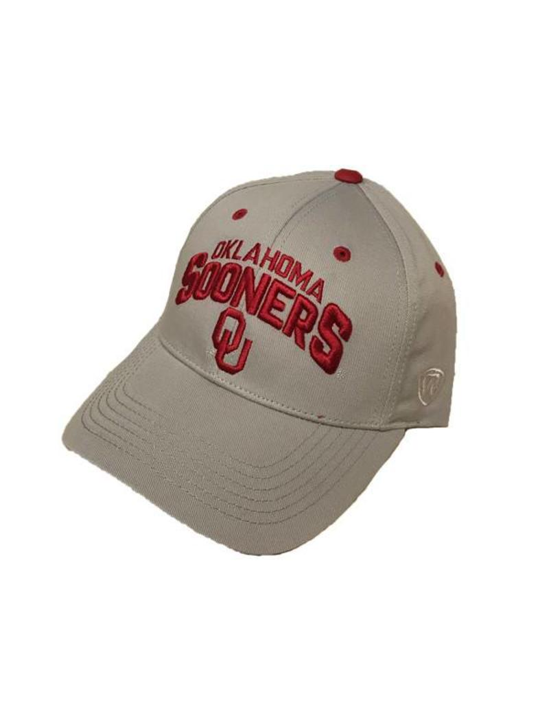 half off 09b07 d8d67 ... new arrivals top of the world tow captivating oklahoma sooners hat  10647 37ac7